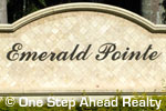 sign for Emerald Pointe